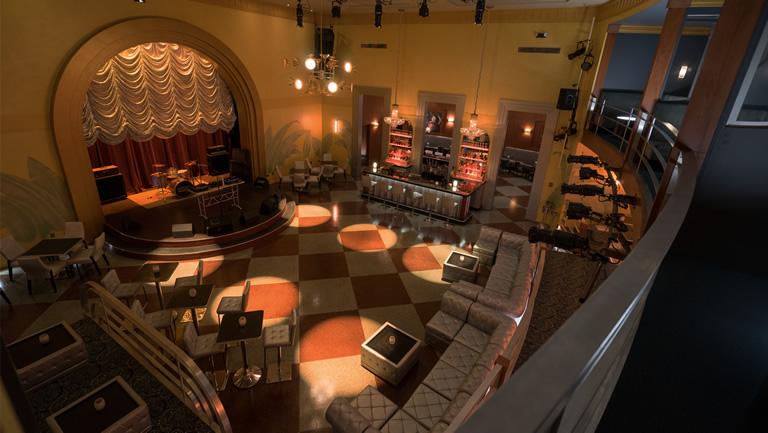 Project  Luke Cage   Toni Barton  Designer for Film and